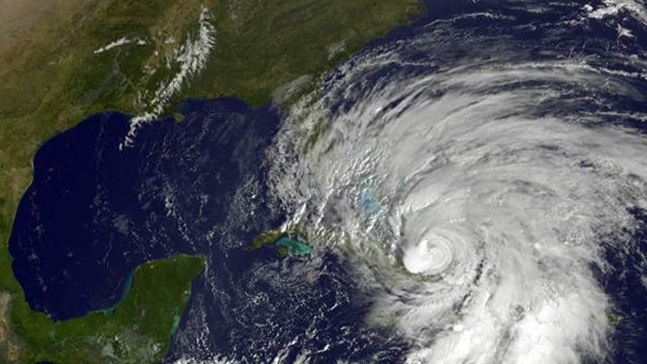 New track has millions of people in path of Hurricane Sandy