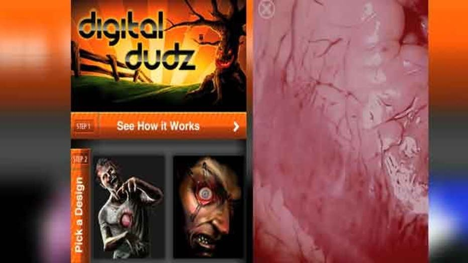 Halloween apps for spooky movies, costumes, hauntings