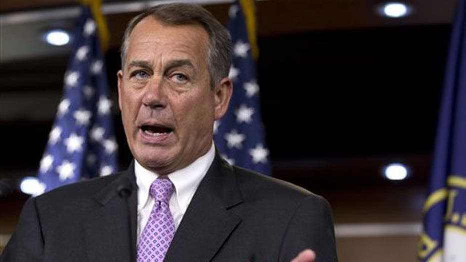 Boehner seeks answers from Obama on Libya attack