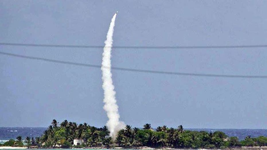 Missile Defense Agency conducts massive system test