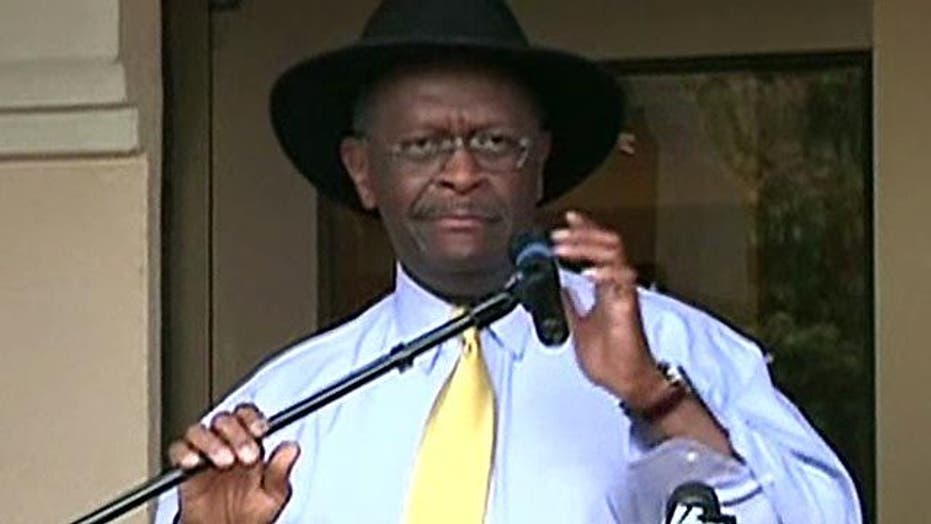 Is Herman Cain Ready for Front-Runner Status?