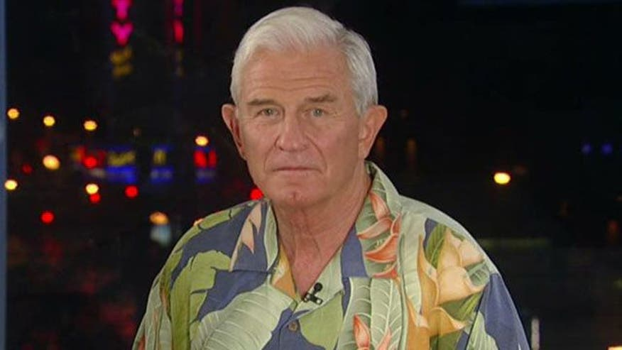 Charles Woods seeks accountability for son Tyrone's death