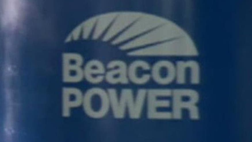 Tennessee congresswoman reacts to Beacon Power's Chapter 11 filing