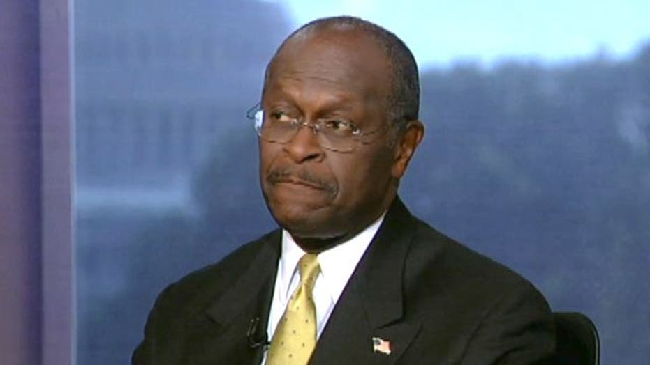 Cain: His Side of the Sexual Harassment Allegation
