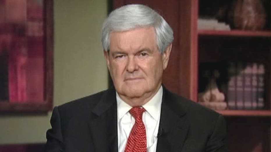 Gingrich: The White House is playing games with us