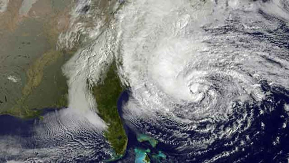 Did Global Warming Make Sandy Worse?