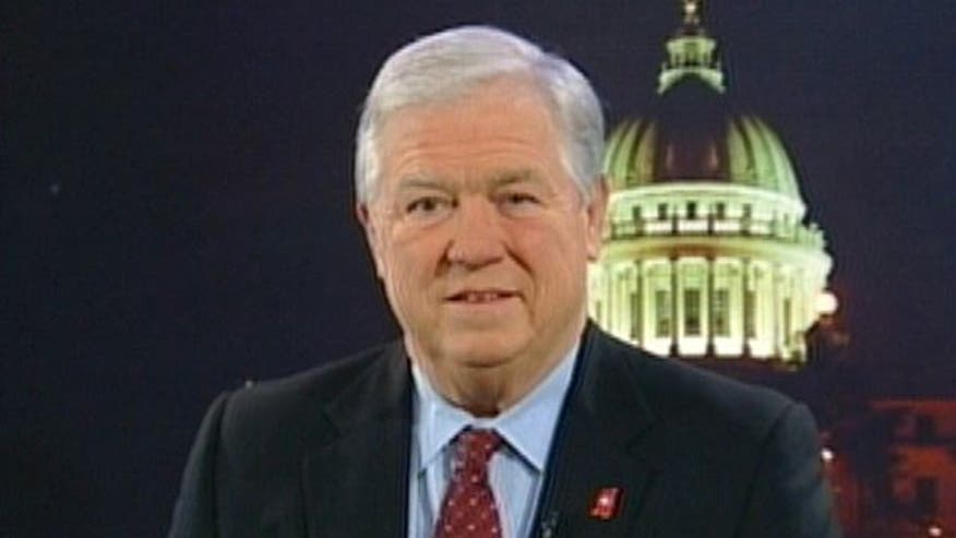 Miss. Gov. Haley Barbour details letter he and 3 other governors sent to debt reduction committee, weighs in on 2012 White House race