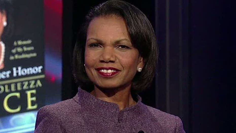 Condoleezza Rice on 'Hannity' Part 1