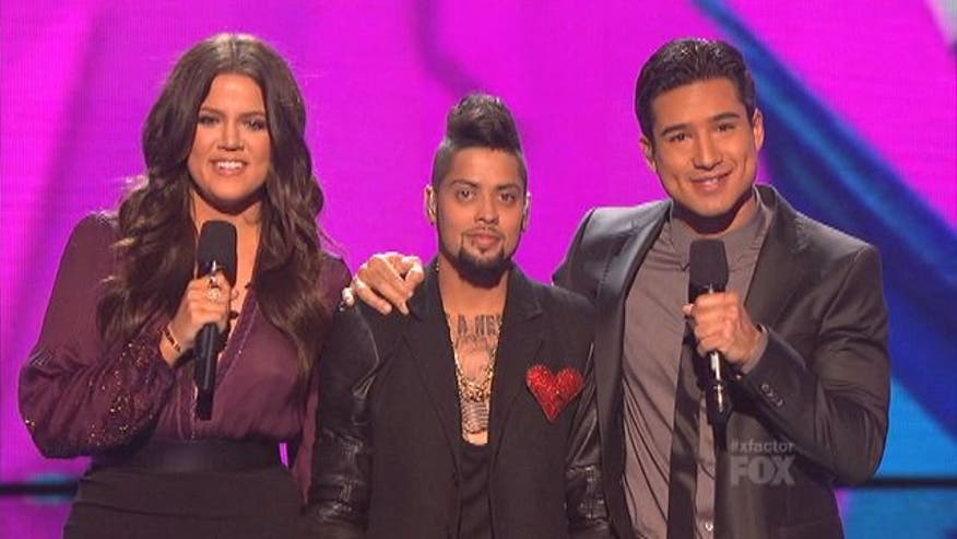 "It was all glitz and glamour on the first live shows of ""The X Factor"" as Latinos David Correy, Jennel Garcia rocked the house leaving the audience on their feet wanting more."