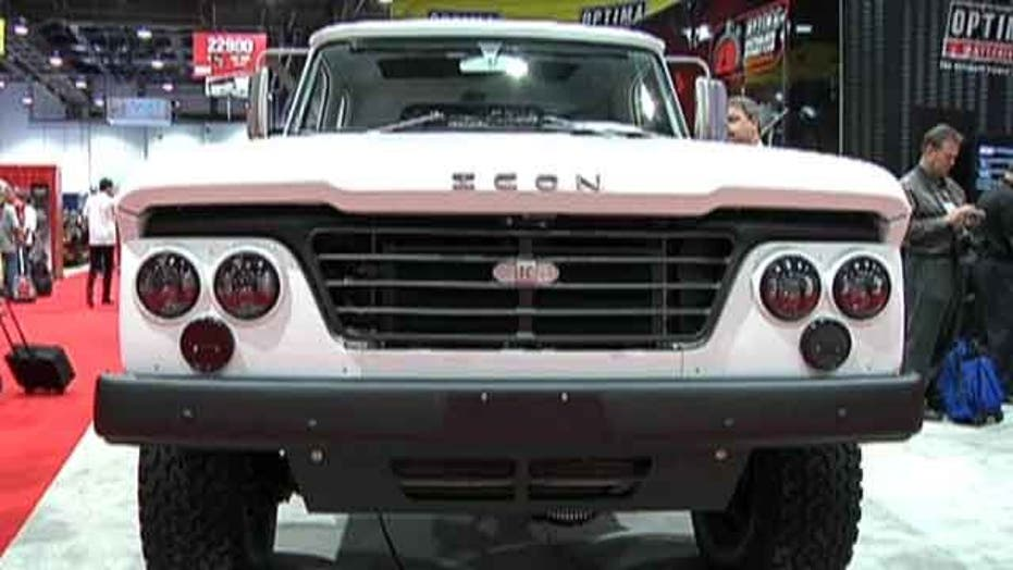 Best of the SEMA Show