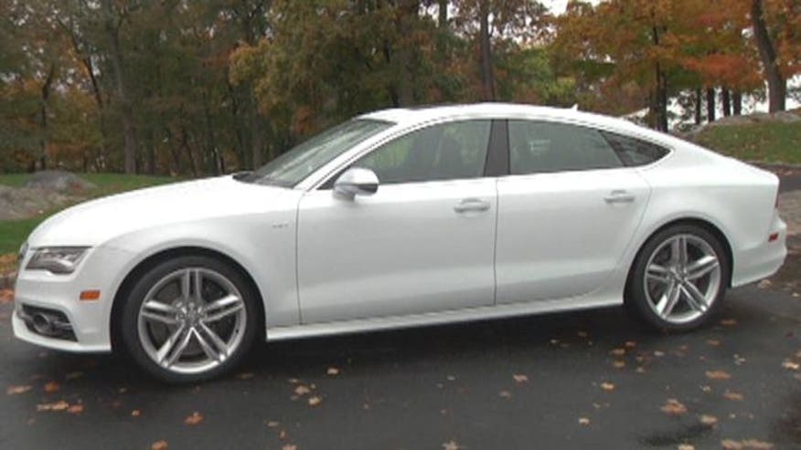 Fox Car Report drives the Audi S6, S7 and S8 sport sedans