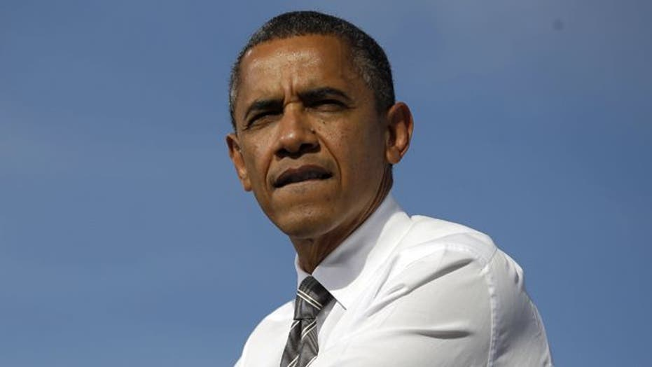 Obama eases off 'one-term proposition' claim