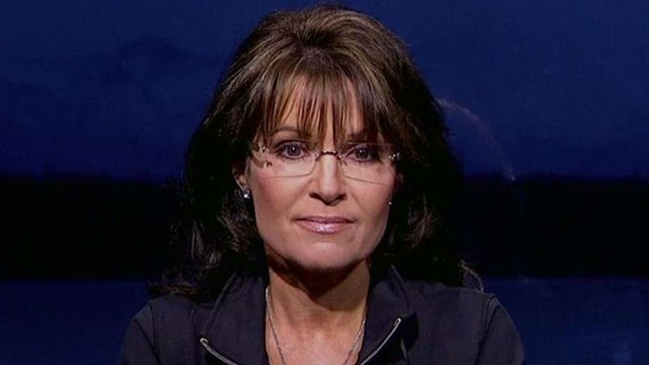 Palin: Four more days, it just can't come soon enough