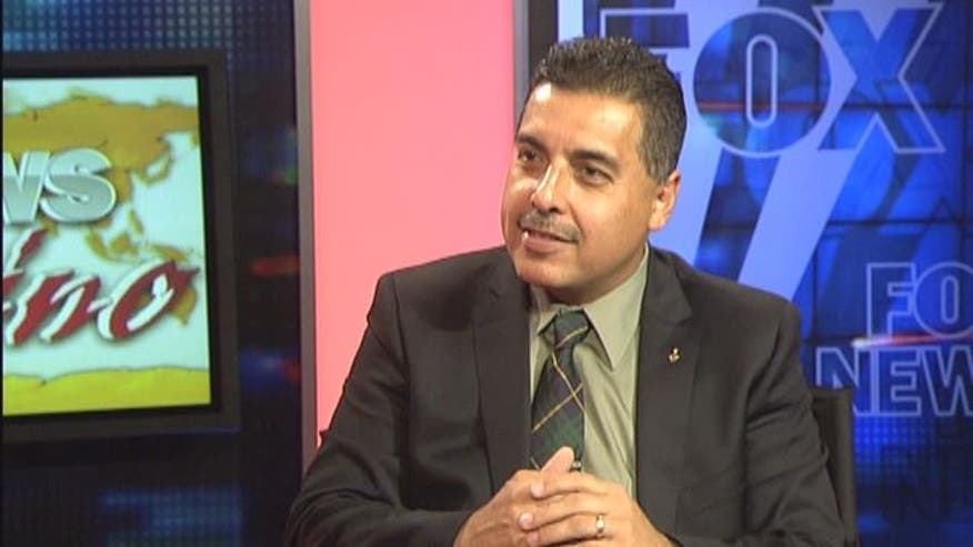 Congressional hopeful and ex-NASA astronaut Jose Hernandez speaks with Fox News Latino.