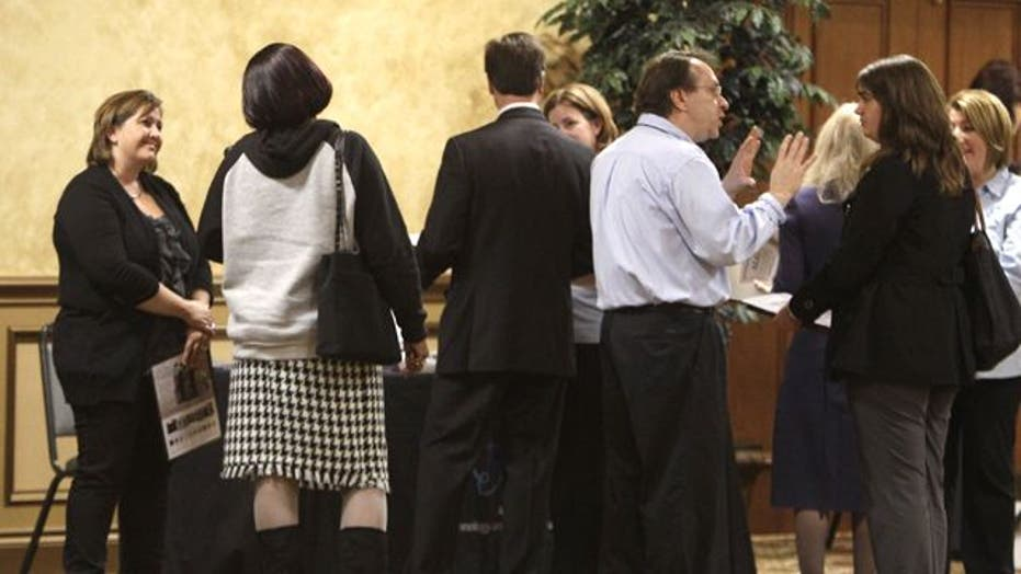 Unemployment Rate Fell to 9% in October