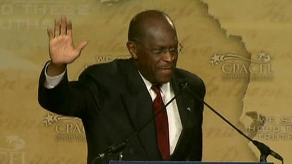 Herman Cain Fights Back, Part 1