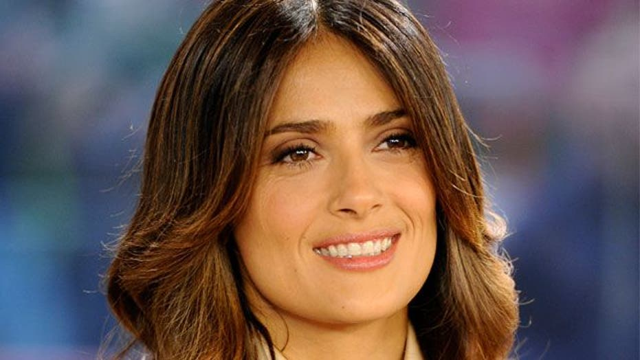 Salma Hayek's Disgusting Beauty Secret