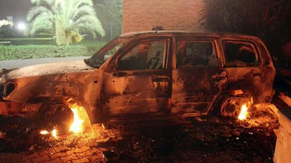 Security officials on ground challenge CIA's Libya claims
