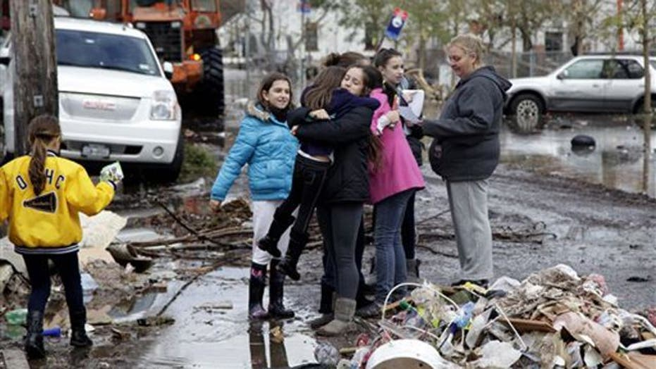 New concerns for victims of superstorm Sandy