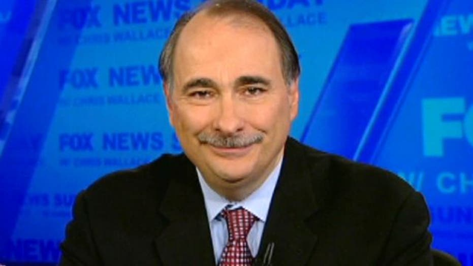 David Axelrod on Obama campaign's ground game tactics