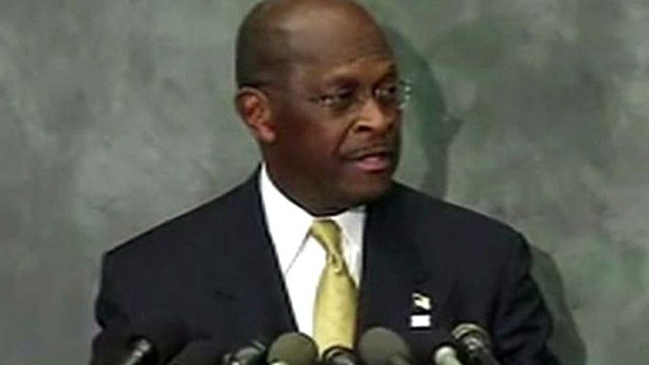 Can Cain's Candidacy Survive?