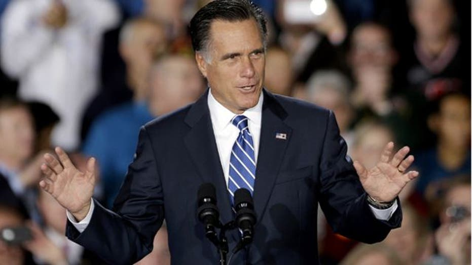 Newspapers switching endorsements to Mitt Romney
