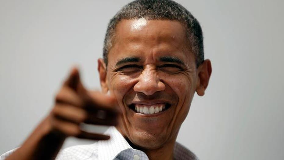 President Obama wins reelection