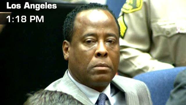 Dr. Conrad Murray Found Guilty Of Involuntary Manslaughter Of ...
