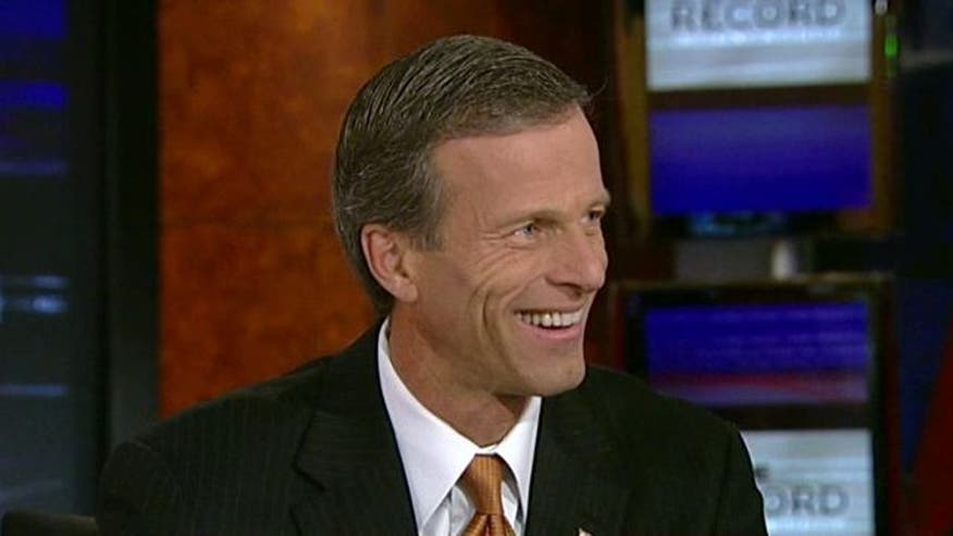 Sen. John Thune and bipartisan group of senators want Pres. Obama to intervene on 'wasteful' bonuses in bailed-out mortgage giants