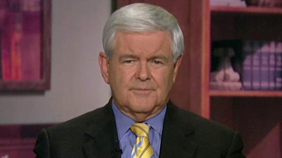Gingrich Continues to Climb Iowa Polls, Part 1