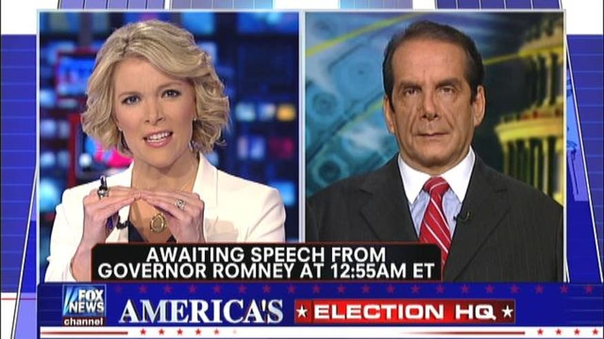 Dr. Charles Krauthammer says Republicans have to find a way to address Latinos.