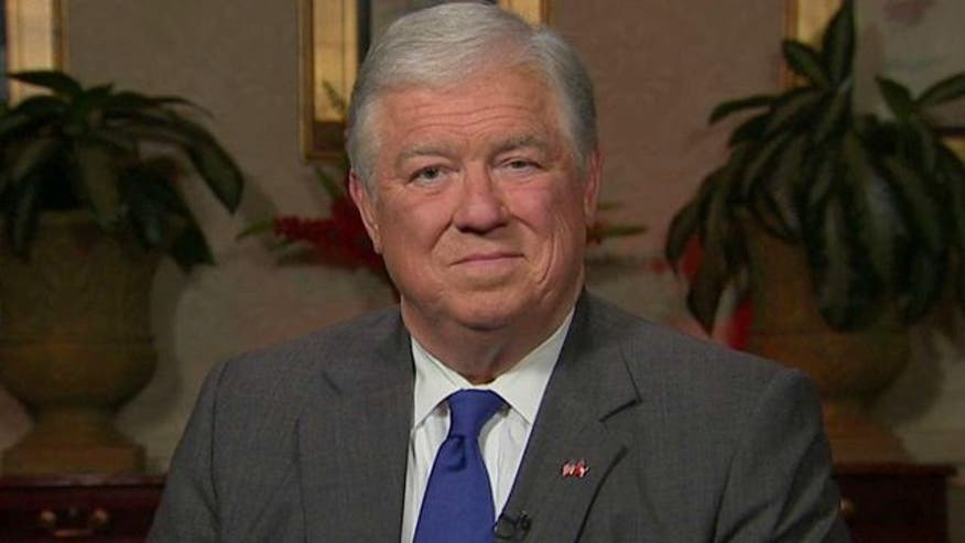 Mississippi governor on 2012 field, role in politics