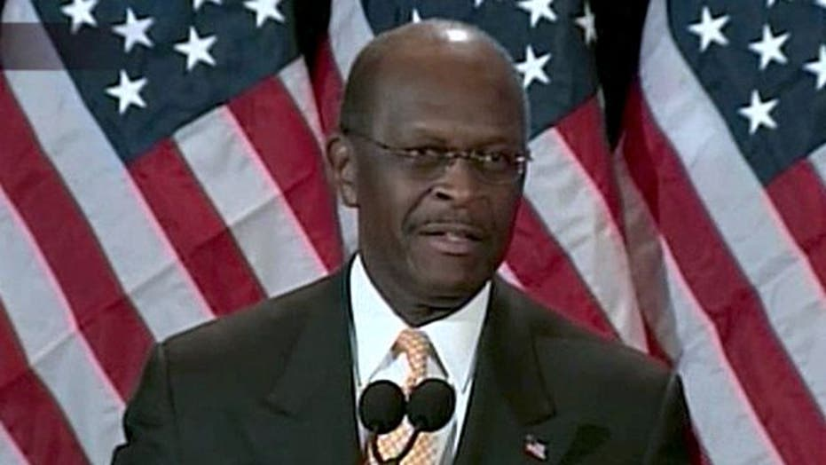 Cain: I've Never Acted Inappropriately With Anyone