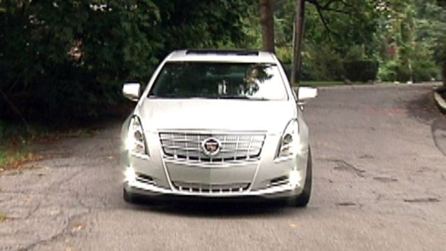 Fox Car Report drives the 2013 Cadillac XTS