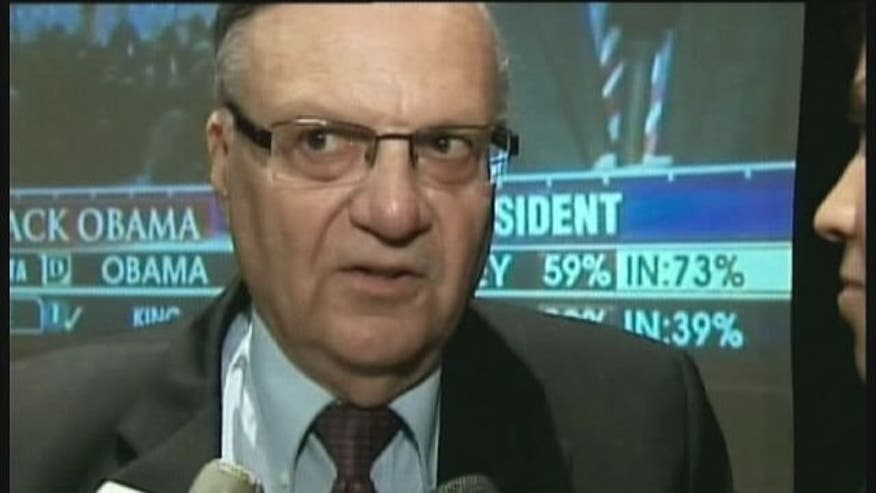"Arpaio: ""I'm going to keep doing what I'm doing. I would like to get closer to the Latino community. If that can ever happen, to explain what we do and try and get a better relationship."""