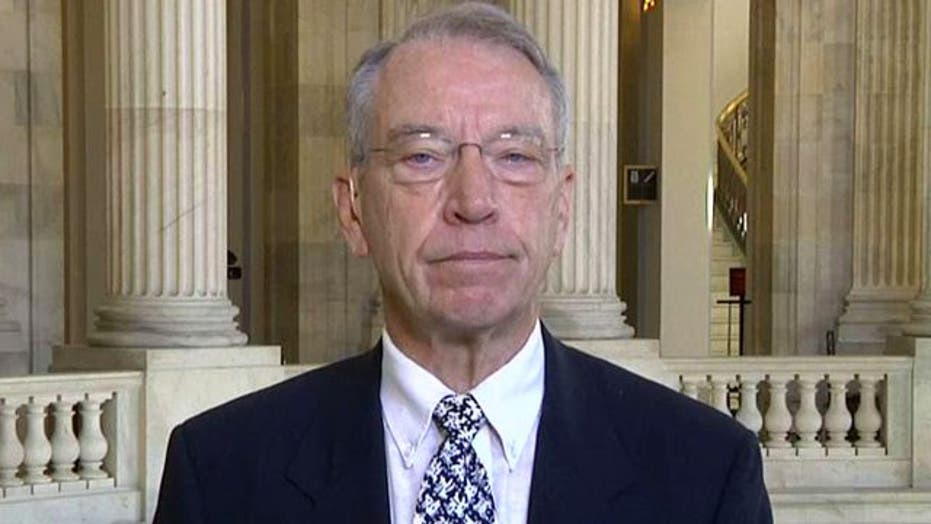 Grassley: Holder Either Lying or Incompetent