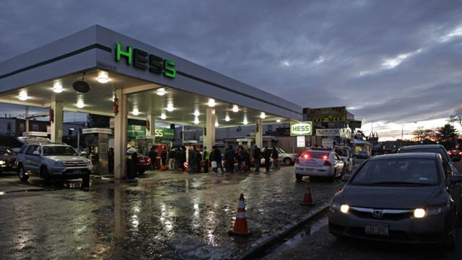 Gas rationing hits New York City, Long Island