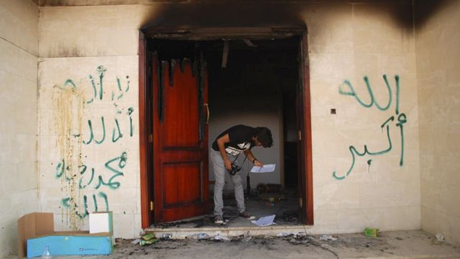 Key lawmakers to see classified documents on Libya attack