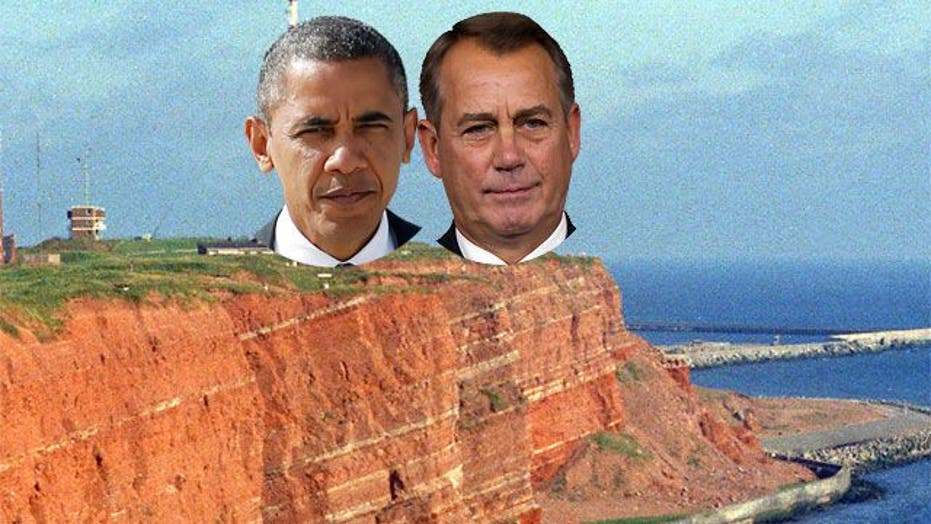 Talks of compromise ahead of 'fiscal cliff'