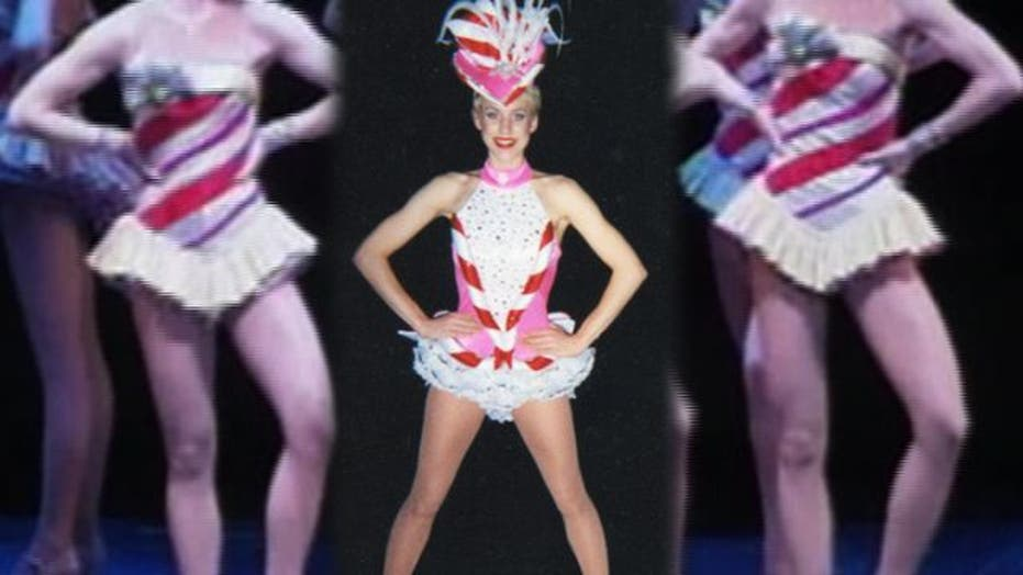 One Rockette's struggle with bulimia