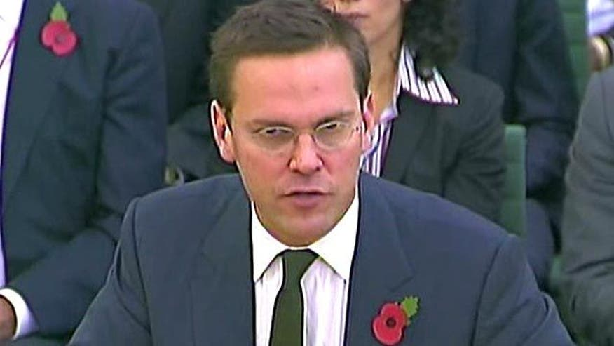 James Murdoch appears for second time before British lawmakers