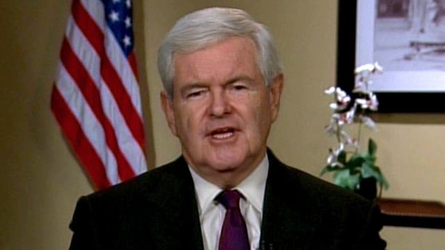 Gingrich discusses debate performance, why he's best choice for Republican presidential nomination
