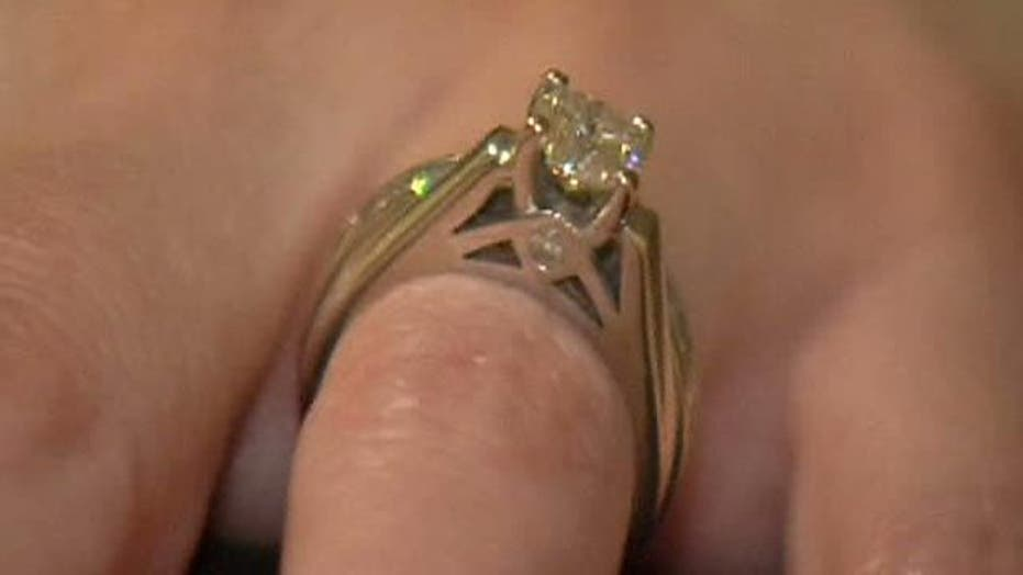 Husband Sifts Through Landfill to Find $10G Ring