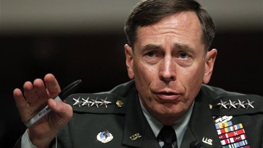 CIA director's resignation before hearings on Libya terror attack sparks suspicions