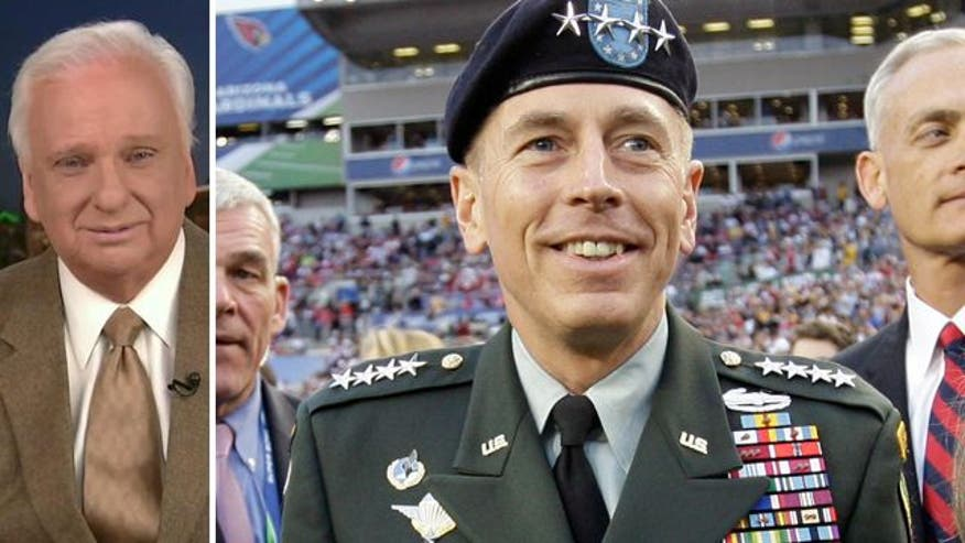 Media critic examines the David Petraeus sex scandal