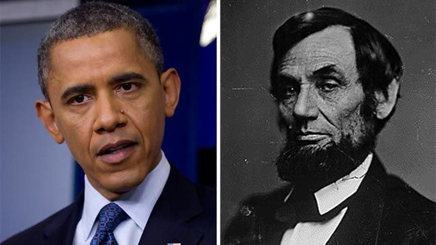 How are the two presidents alike?