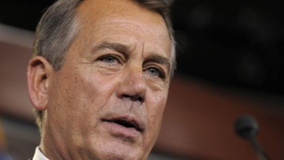 Congress returns to work with 'fiscal cliff' topping list