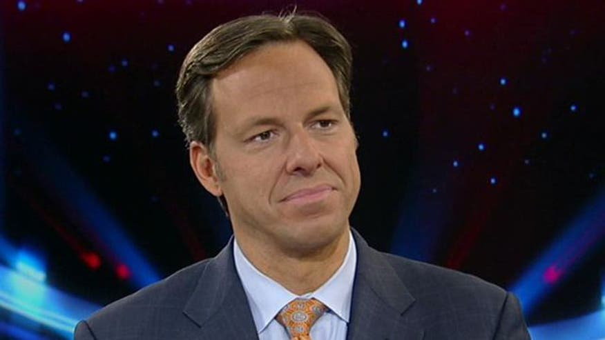 ABC White House correspondent Jake Tapper on his new book