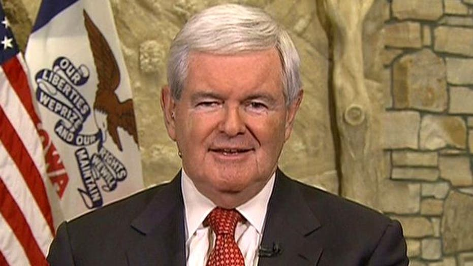 Can Newt Gingrich Win Iowa?