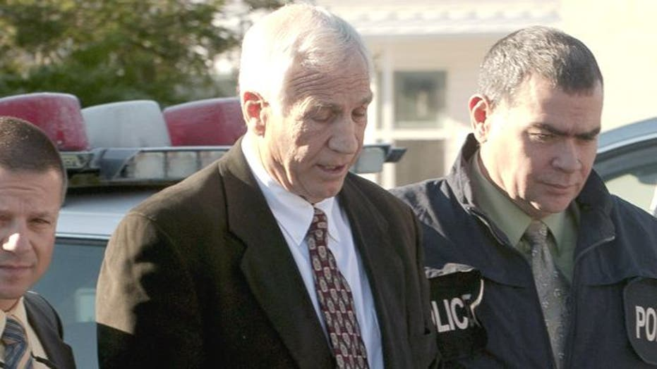 Jerry Sandusky Speaks Out on Child Sex Abuse Charges